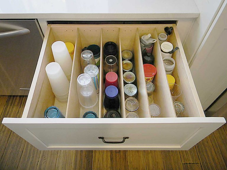 Drinkware Drawer