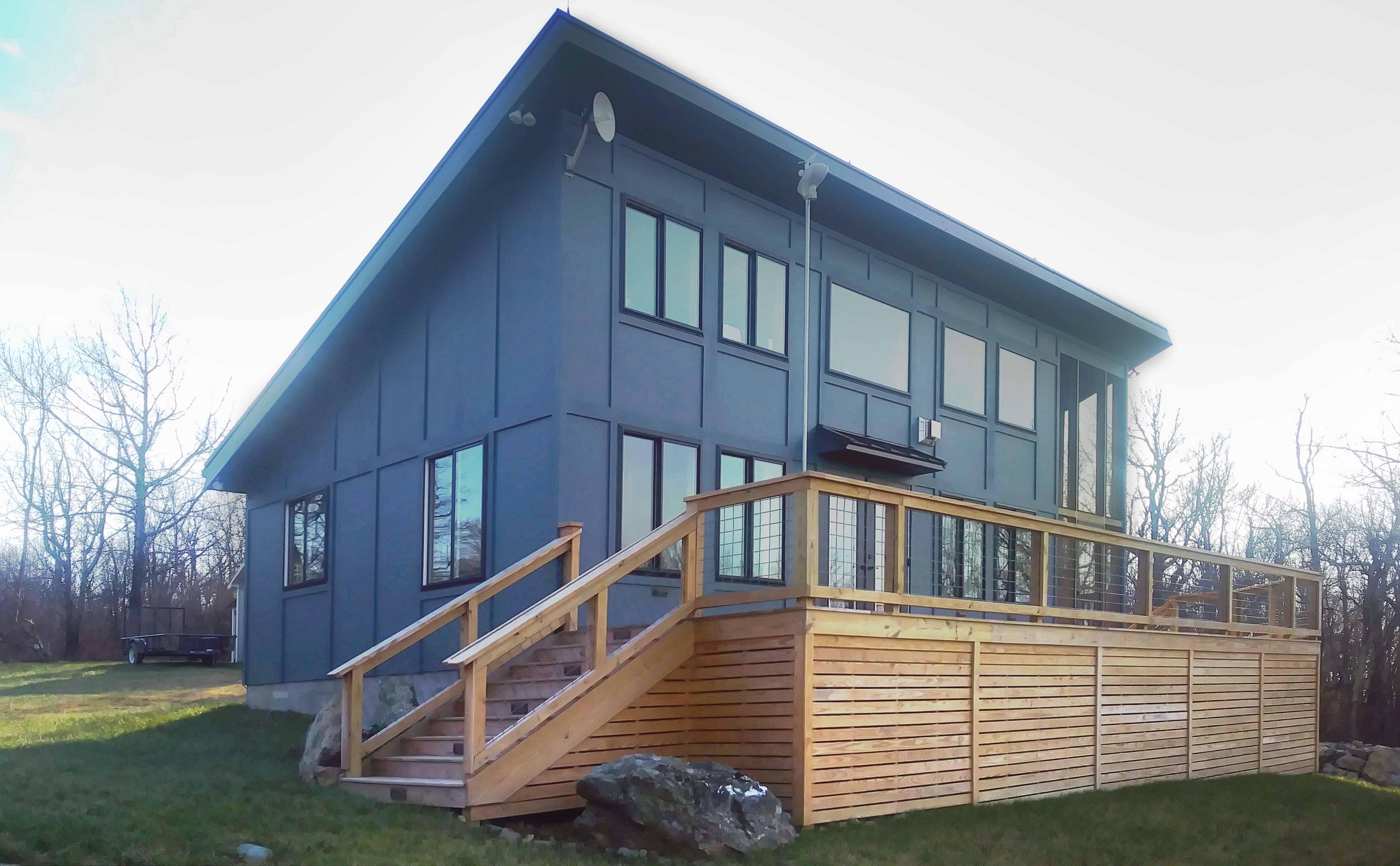 Shenandoah Valley Cabin » Paul Bethel Design